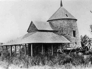 Coopers Mill Mill Island c1890