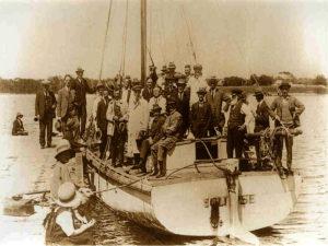 Eclipse Sail Boat