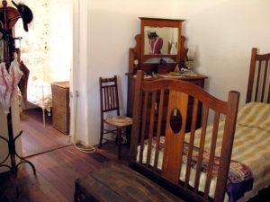 Halls Cottage Bedroom
