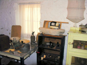 Halls Cottage Interior